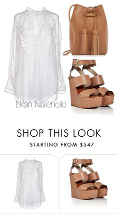 """""""Untitled #1168"""" by brannachelle ❤ liked on Polyvore featuring Chloé, Tom Ford, women's clothing, women, female, woman, misses and juniors"""