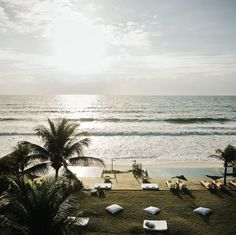 Daily Daydream! Wouldn't the day be better if spent on a quiet stretch of sand?