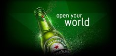 heineken - Google Search Beer Factory, Beer Poster, Beer Bottle, Creative Design, Alcohol, Graphic Design, Dutch, Advertising, Google Search