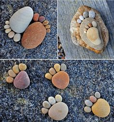 Rocks Stones Graphic | Art Sea Glass, Rocks, stones and pebbles / By Iain Blake