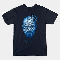CRYSTAL HEISENBERG T-Shirt - Breaking Bad T-Shirt is $14 today at TeePublic!