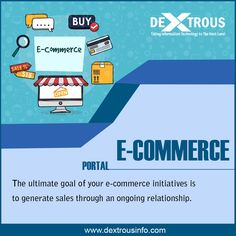 The ultimate goal of your e-commerce initiatives is to generate sales through an ongoing relationship. Get in touch with the E-commerce experts at give a call on or visit our website:- Archive Website, Ecommerce Solutions, Portal, Web Design, Relationship, Goals, Touch, Technology, Tech