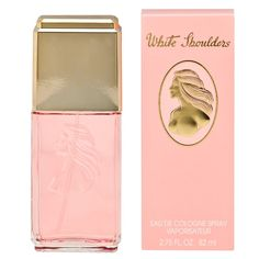 White Shoulders by Elizabeth Taylor Eau de Cologne Women's Perfume - 2.75 fl oz