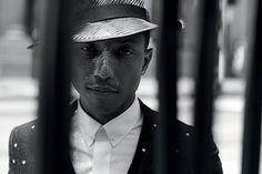 Pharrell Williams by Peter Lindbergh