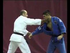 #Judo POWERFUL VARIATION OF KATA GURUMA. I love how this looks.
