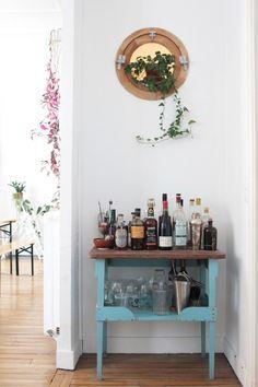 Appartement Parisien Oasis Urbaine // Hëllø Blogzine blog deco & lifestyle www.hello-hello.fr #green #urbanjungle