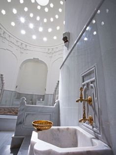 Turkish Bath : Hamam