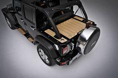Jeep Wrangler Nautic By STYLE & DESIGN (2011)