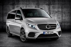 Минивэн Mercedes V-Class обзавелся пакетом AMG Line. Минивен Mercedes-Benz V-Class впервые в истории моделей от подразделения Mercedes Vans обзавелся спортивным пакетом AMG Line, который доступен для ...