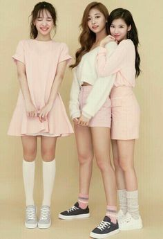 Nayeon, Mina & Sana - Twice