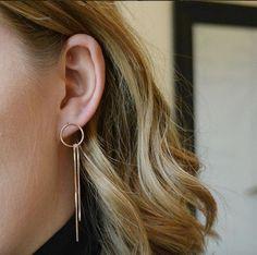 Tango Earrings by Pernille Corydon