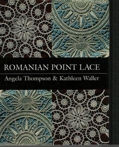 Line también puede ser utilizado en encaje de aguja Rumania - Daphne - porque el amor es el amor