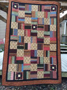Steve's quilt.