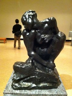 Rodin Traces of Hands in The National Museum of Western Art