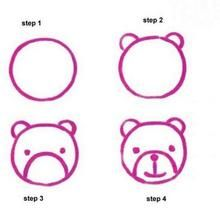 1000 Images About The Three Bears On Pinterest Bears Glyphs And How To Draw