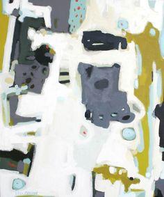 "Island Gate by Erin McIntosh on gallery wrap only Gregg Irby Fine Art in Atlanta, Ga (20"" by 24"" $630)"