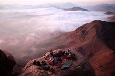 Trekking trails in Egypt