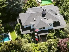 Facebook Mark Zuckerberg House