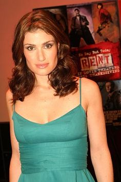 Idina Menzel 1. Elphaba and 2. Elsa from Frozen! LOVE HER!!!