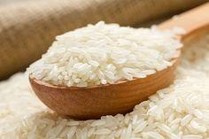 Kuru ciltler için pirinç maskesi