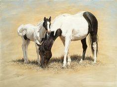 'Black and White' by Ann Hanson