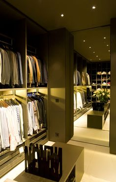 I think its time we make our wardrobe like this.....
