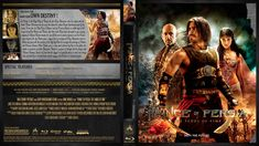 Prince of Persia: The Sands of Time Blu-ray Custom Cover Blu Ray Movies, Prince Of Persia, Clay Projects, Doll Houses, Sands, Cover Design, Destiny, Anime, In This Moment