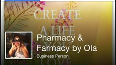 Pharmacy &Farmacy by Ola , great information on how to treat your condition with the right food , Ola is a pharmacist and Diet counselor and health and wellness coach , this is Ola's Facebook page