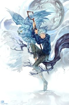 ROTG ~ Jack Frost