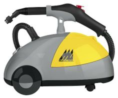 McCulloch MC-1275 Heavy-Duty Steam Cleaner by McCulloch. $117.72. Storage compartment for 10 included accessories; 12-foot power cord; caster wheels. Requires no chemicals; 50-ounce water-tank capacity; steam-control switch. Measures 17-1/2 by 11-3/7 by 9-1/4 inches. Removes stains, grease, and grime from cars, trucks, motorcycles, and boats. Heavy-duty steam cleaner with 1500 watts of steaming power. Amazon.com                Providing 1500 watts of steam power, this hea...