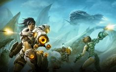 firefall mmo - Google Search