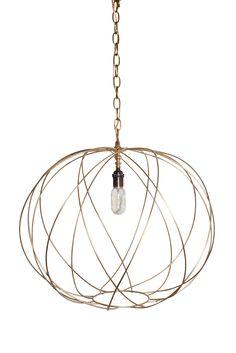 Ro Sham Beaux   round chandelier lighting #chandelier