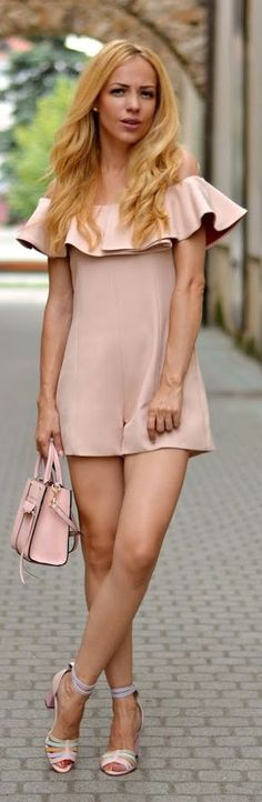 Loving-evelyn Pink Shades Outfit Idea