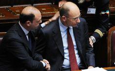 The new Letta (PD)-Alfano (PDL) government – forzearmate.org (2013)