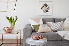 Wohninspiration – Interior Trend: Kupfer – Style