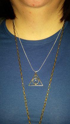 Deathly Hallows pendant