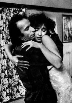 "Roberto Benigni Nicoletta Braschi in ""Down by Law"" (dir. Jim Jarmusch) - [1986]"
