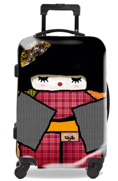 77a43566eb2a Comprar Maleta de Mano Diseño JAPAN DOLL · Carry on luggageNice ...
