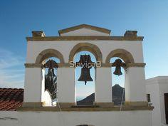 Greek Island Church bells 2