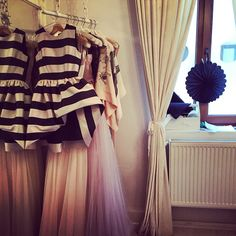 Day dreaming with romantic dresses