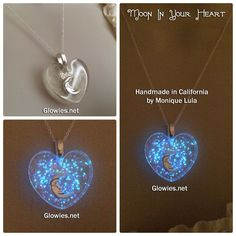 """It's no secret I am a huge Labyrinth movie fan and anytime I am inspired to create a new glowing necklace I enjoy having this movie on at night in the studio! In the song """"As The World Falls Down"""" the"""