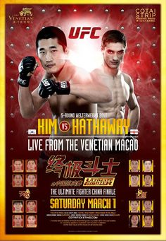 #UFC #TheUltimateFighter:China #KimVS.Hathaway