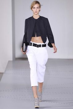 First look at Jil Sander ready-to-wear spring/summer '14
