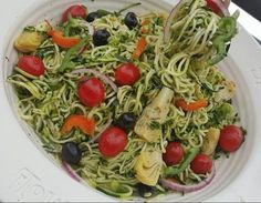 Pastaless Italian Salad | Clean Food Crush | Bloglovin'