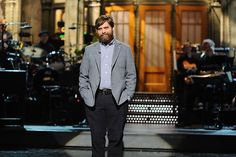 From the Set: Zach Galifianakis and Of Monsters and Men | Saturday Night Live | NBC