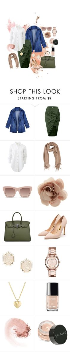 """Pretty"" by pretty-girl81 on Polyvore featuring moda, LE3NO, rag & bone, STELLA McCARTNEY, Accessorize, Rupert Sanderson, Kendra Scott, Marc by Marc Jacobs, Finn e Chanel"