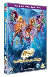 Giveaway – Win a copy of the new Winx Club dvd: The Mystery of the Abyss | Mum of 3 Boys