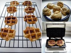 The Best Waffle You'll Ever Eat:  Gaufres de Liege     Guest Post from Chichi of My Chalkboard Fridge