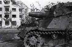 "Late-production Sturmpanzer IV ""Brummbär"" (Sd.Kfz. 166) | by Net-Maquettes"