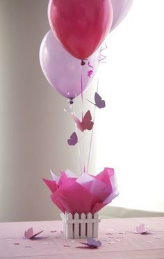 Baby Shower Balloon Ideas | Time for the Holidays
